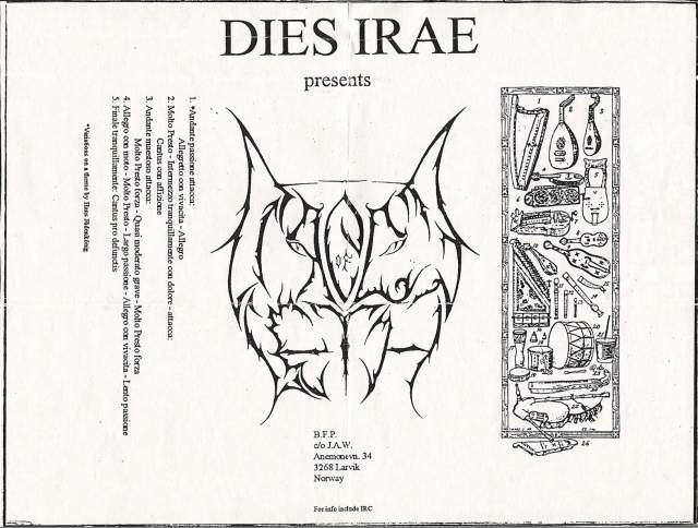 Dies Irae - Circle of Leth