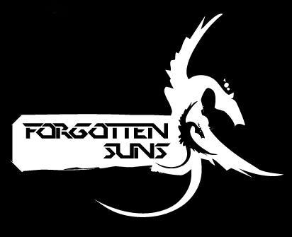 Forgotten Suns - Logo