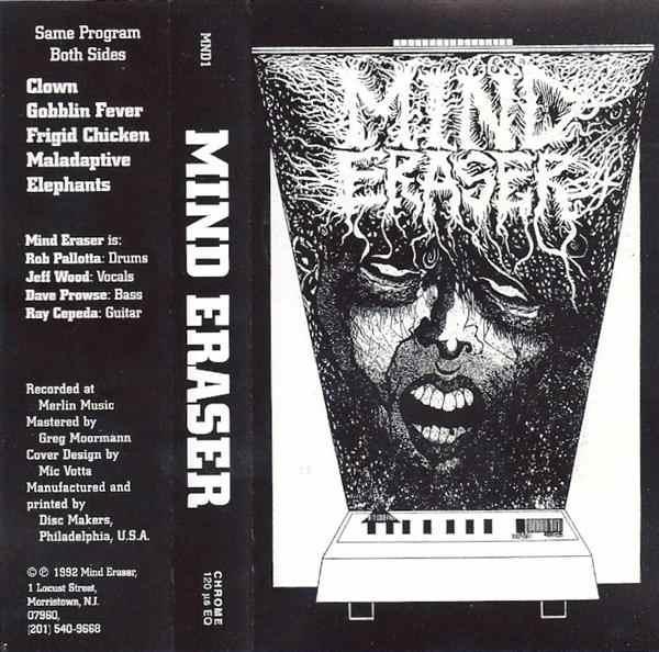 Mind Eraser - Mind Eraser
