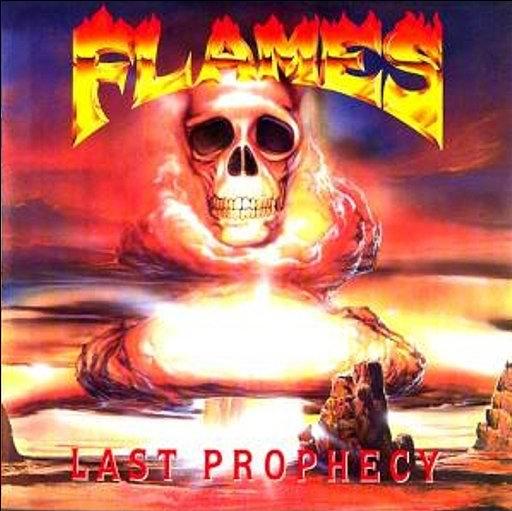 Flames - Last Prophecy
