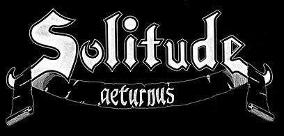 Solitude Aeturnus - Logo