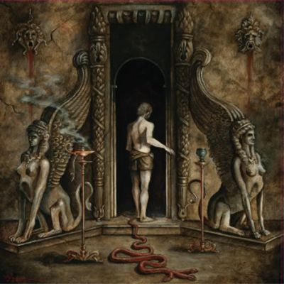 Nihil Nocturne / Nightbringer / Saturnalia Temple - On the Powers of the Sphinx