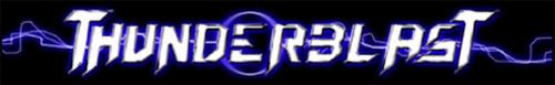Thunderblast - Logo