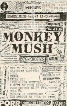 Monkey Mush - Demo #1 23-24/09/90