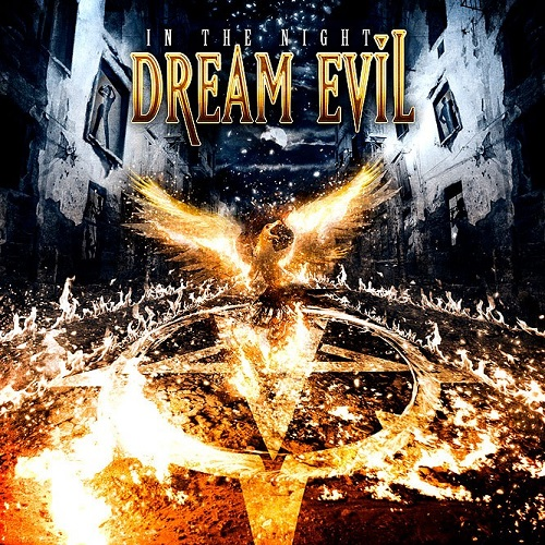 Cover of Dream Evil - In The Night