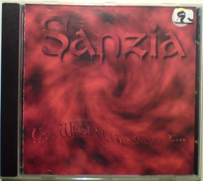 Sanzia - You Whirl Within It