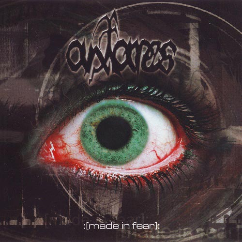 Antares - Made in Fear
