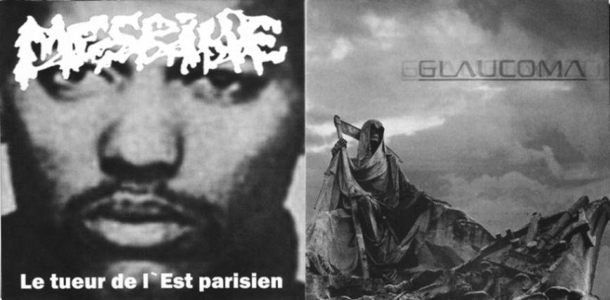 Mesrine / Glaucoma - Le Tueur de l\'Est Parisien / Optical Grindcore Session