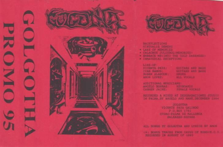 Golgotha - Promo 95