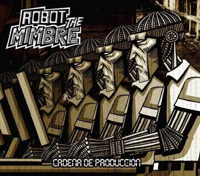 <br />Robot the Mimbre - Cadena De Producción