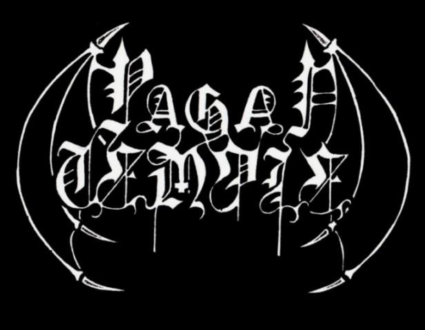 Pagan Temple - Logo
