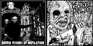 Decrepitaph / Meathole Infection - Decrepitaph / Meathole Infection