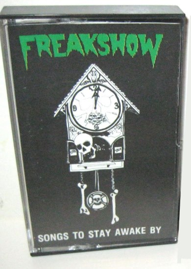 Freakshow - Songs to Stay Awake By