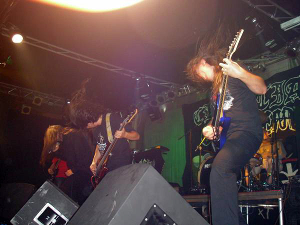 Malediction - Photo