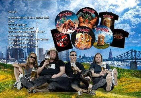 Tankard - Alcoholic Metal Since 1982
