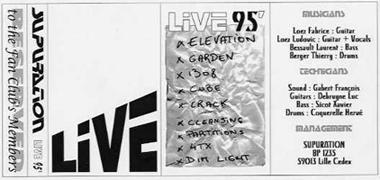 Supuration - Live 95