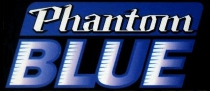 Phantom Blue - Logo