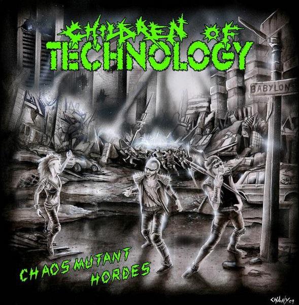 Children of Technology - Chaosmutant Hordes