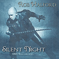Halford - Silent Night 1992 Recording