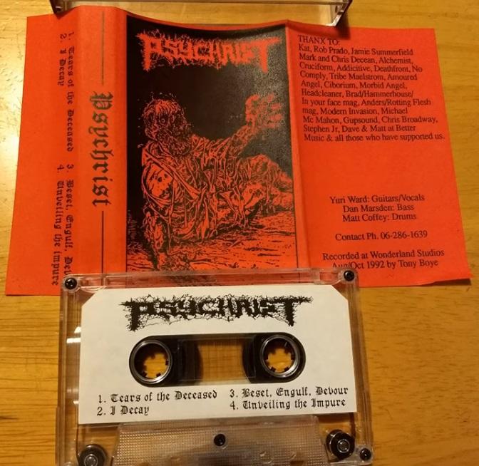 Psychrist - Demo 1992