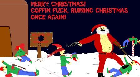 Coffin Fuck - Fuck Christmas