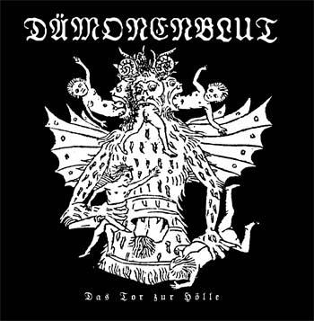 Dämonenblut - Das Tor zur Hölle