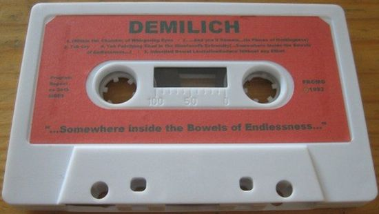 Demilich - ...Somewhere Inside the Bowels of Endlessness...