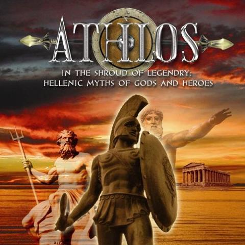 Athlos - In the Shroud of Legendry: Hellenic Myths of Gods and Heroes