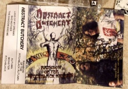 Abstract Butchery - Rainbow of the Pitchblack Autumn
