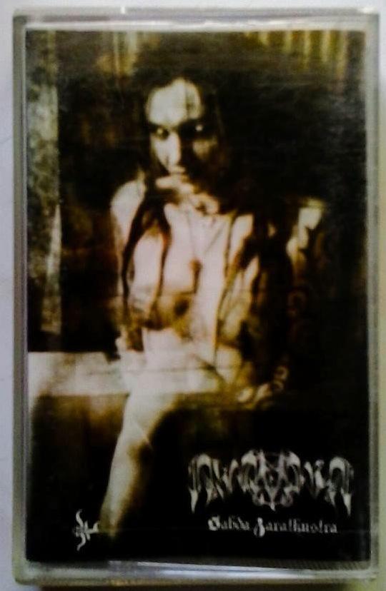 INSANUL MAUT - Sabda zarathustra (Demo) 2003