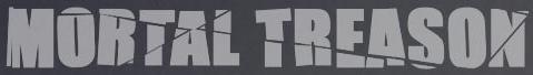 Mortal Treason - Logo