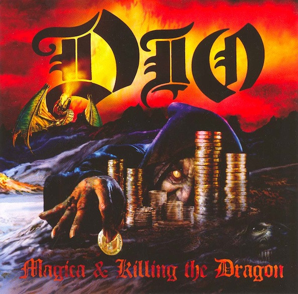 Dio - Magica & Killing the Dragon
