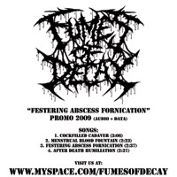 Fumes of Decay - Festering Abscess Fornication