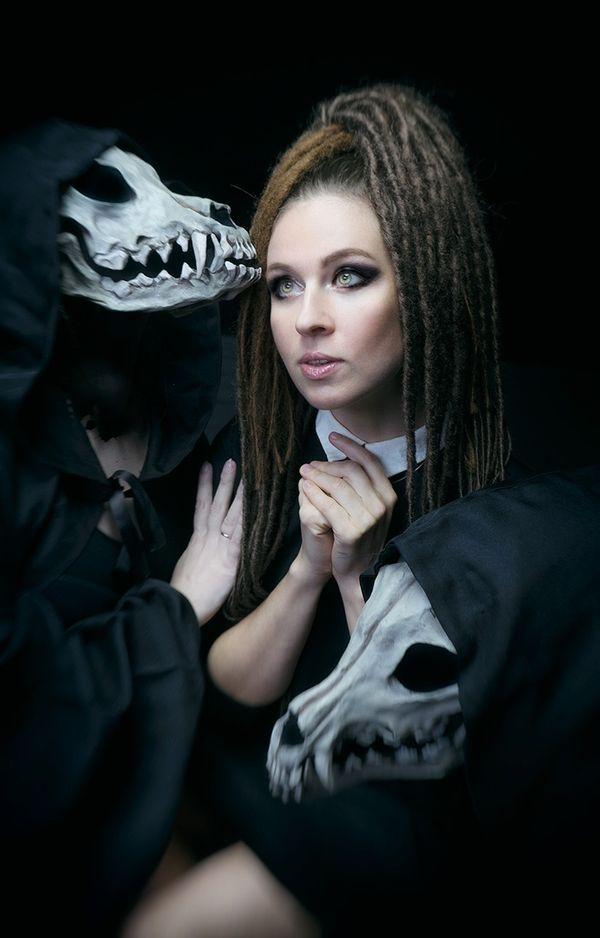 """Ekaterina """"Kate Noir"""" Alexandrova"""