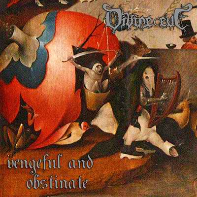 Divine Eve - Vengeful and Obstinate