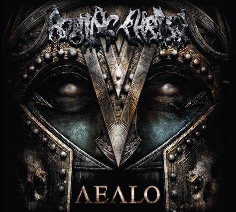 Cover of Rotting Christ - Aealo