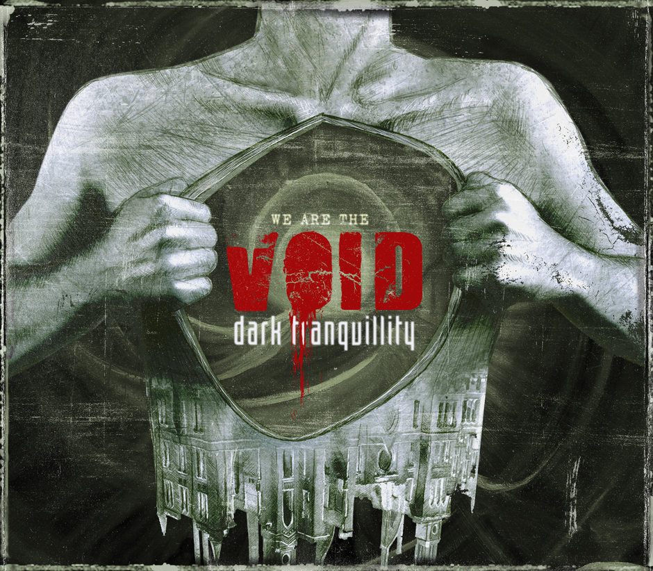 Cover of Dark Tranquillity - We Are The Void