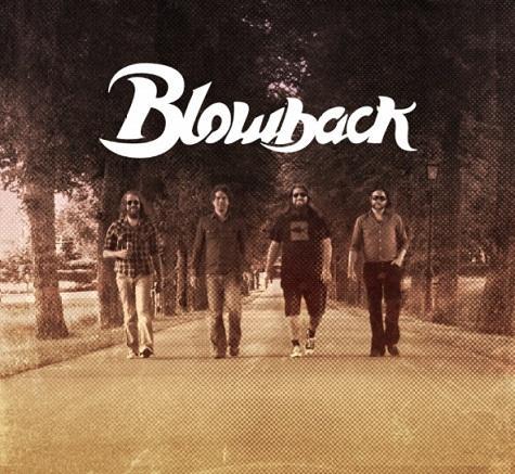 Blowback - 800 Miles