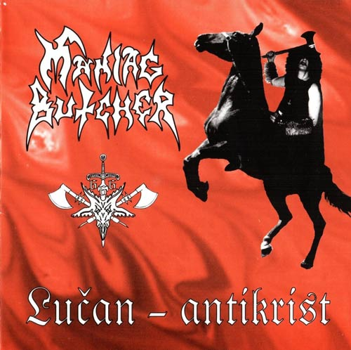 Maniac Butcher - Lučan-antikrist
