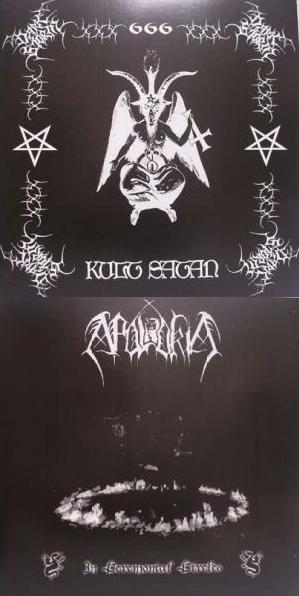 Dark Storm / Apolokia - In Ceremonial Circles / Kult Satan