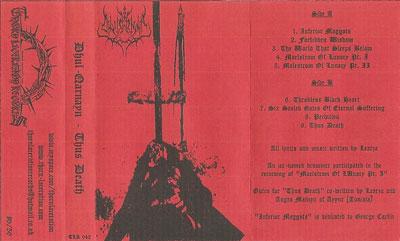 Dhul-Qarnayn - Thus Death