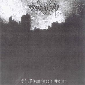 Graven - Of Misanthropic Spirit
