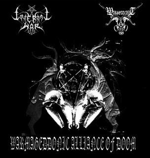 Infernal War 666 / Wargoatcult - Warmageddonic Alliance of Doom