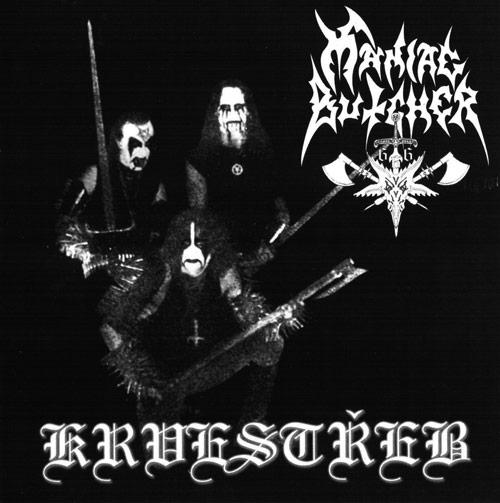 Maniac Butcher - Krvestřeb