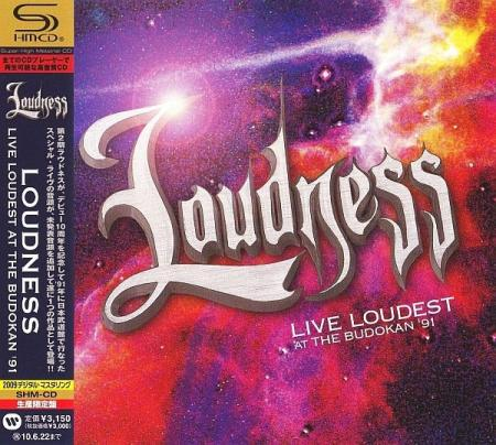 Loudness - Live Loudest at the Budokan '91