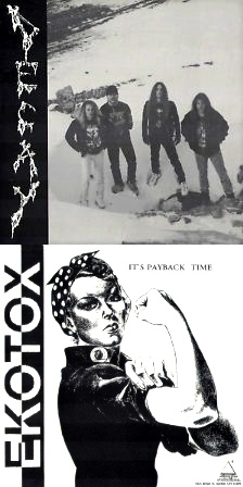 Decay / Eko-Tox - Payback / Inconsiderate