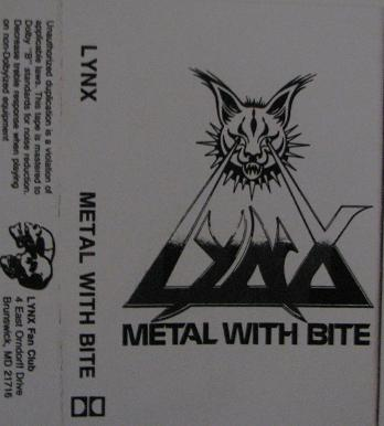 Lynx - Metal with Bite
