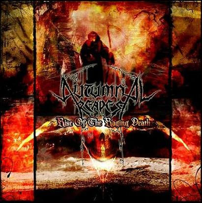 Autumnal Reaper - Rise of the Raging Death