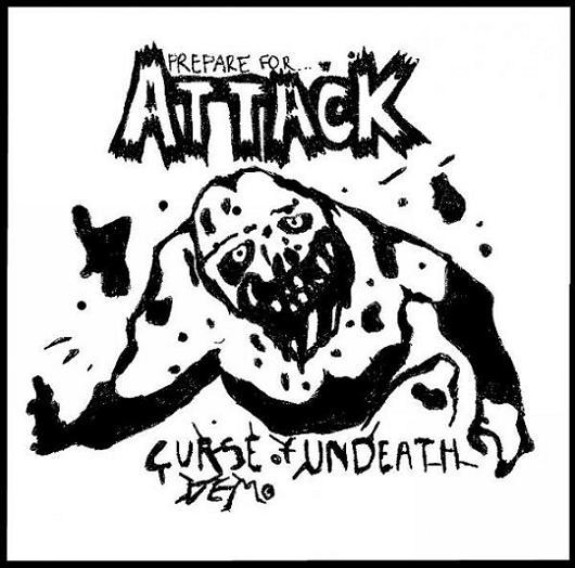 Prepare for Attack - Curse of Undeath