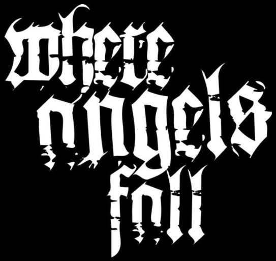 Where Angels Fall - Logo